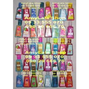 Gel rửa tay Anti Bacterial (Made in USA) - 0933555070 - 0902966670 - www.thanhlala.com :