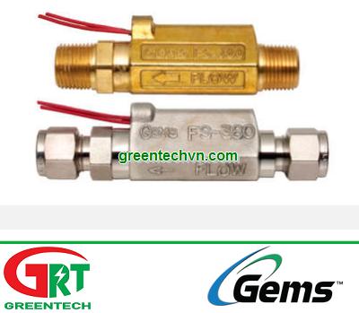 Công tắc dòng chảy Gems FS-380 | Piston flow switch FS-380 | Đại lý Gems Sensor tại Việt Nam