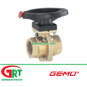 Gemu 411 | Van bướm điều khiển bằng tay | Gemu Vietnam
