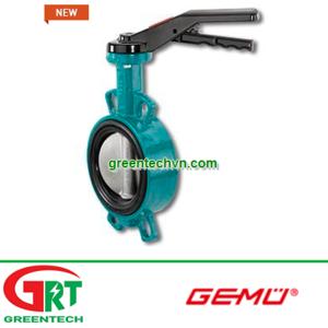 Gemu 487 | Van bướm đóng mở bằng tay Gemu 487| Manually-controlled butterfly valve Gemu 487