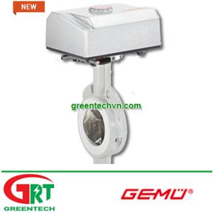 Gemu 498 | Van bướm điều khiển bằng điện Gemu 498 | Regulating butterfly valve/motor-driven Gemu 498
