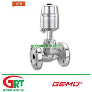 Gemu 530 | Van màng điều khiển bằng khí Gemu 530 | Globe valve / pneumatically-actuated Gemu 530