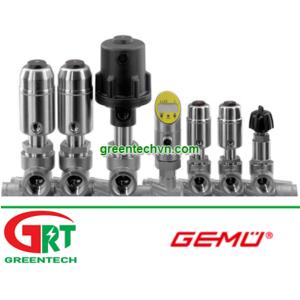 Gemu 553 | Van màng điều khiển bằng khí Gemu 553 | Diaphragm valve / pneumatically-operated Gemu 553
