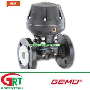 Gemu 620 | Van màng điều khiển bằng khí Gemu 620 | Diaphragm valve / pneumatically-operated Gemu 620