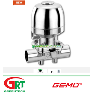 Gemu 650 | Van màng điều khiển bằng khí Gemu 650 | Globe valve / pneumatically-actuated Gemu 650