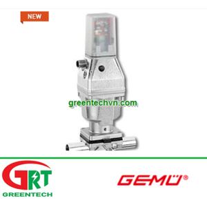 Gemu 651 | Van màng điều khiển bằng khí Gemu 651 | Globe valve / pneumatically-actuated Gemu 651