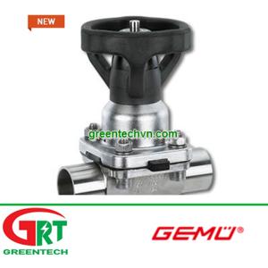 Gemu 653 | Van màng điều khiển bằng khí Gemu 653 | Globe valve / pneumatically-actuated Gemu 653