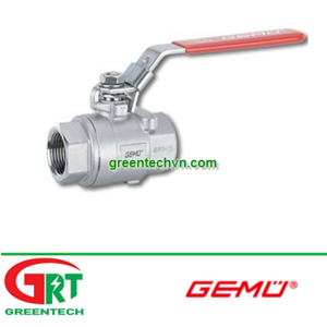 Gemu 707 | Van bi đóng mở bằng tay Gemu 707 | Ball valve / manually-controlled Gemu 707