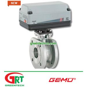Gemu 768 | Van cầu điều khiển bằng điện Gemu 768 | Ball valve / motor-driven Gemu 768