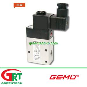 Gemu 8357 | Van điện từ khí nén Gemu 8357 | Servo-driven electrically operated valve Gemu 8357