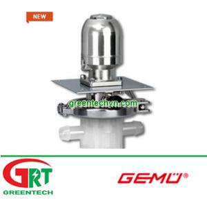 Gemu SUDV | Van màn điều khiển bằng khí Gemu SUDV | Diaphragm valve pneumatically-actuator Gemu SUD