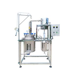 Hệ thống chiết xuất tinh dầu tự động 300 lít GENYOND