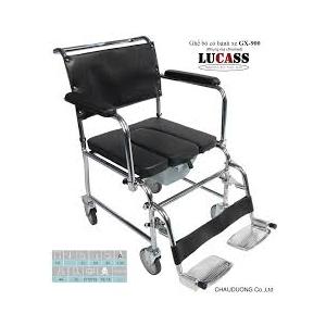 Ghế bô có bánh xe Lucass GX-900