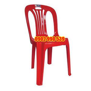 Ghế nhựa dựa cao