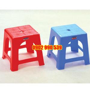 Ghế nhựa lùn