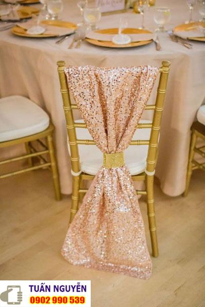 Cung câp ghế đám cưới