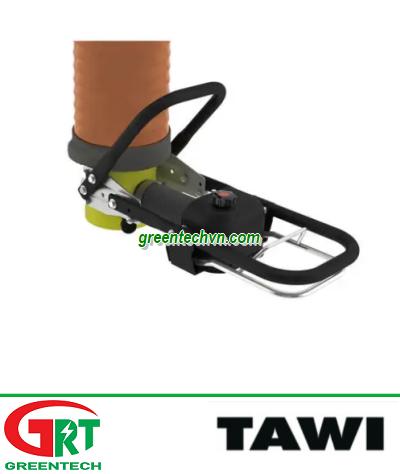 VM50   Cardboard box tube lifter   Máy nâng ống hộp các tông   Tawi Việt Nam