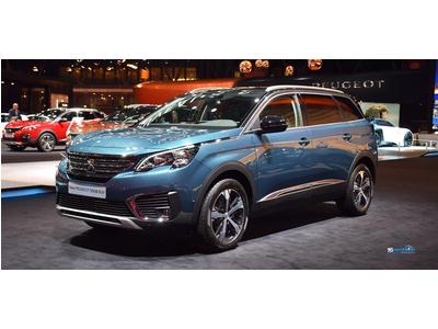 Giá lăn bánh tháng 4/2019 của xe Peugeot 5008