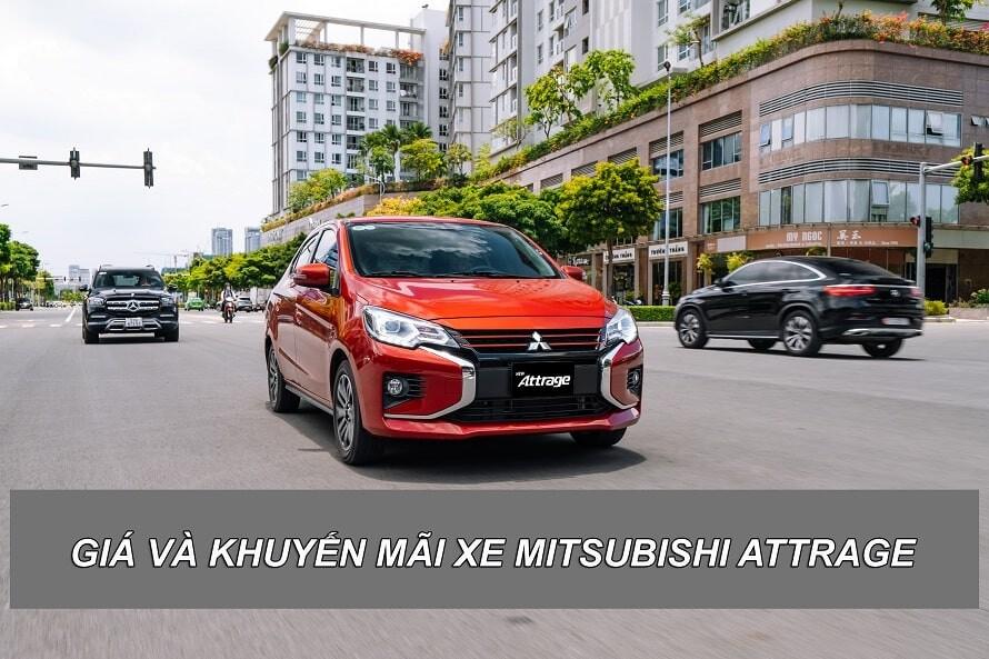 Giá lăn bánh xe Mitsubishi Attrage