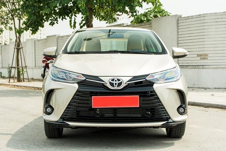 Toyota Vios 1.5 G CVT