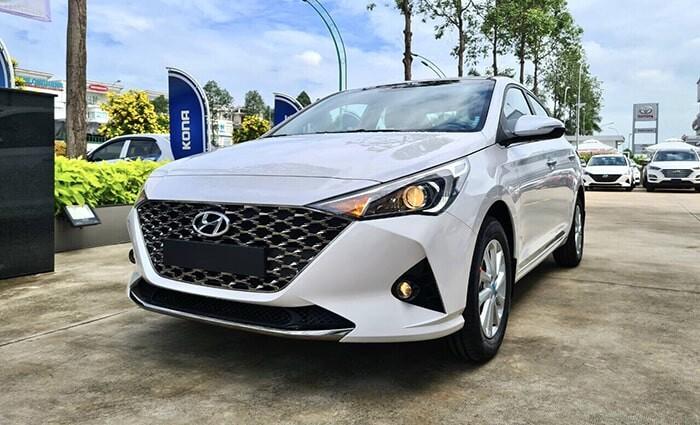 Giá xe Hyundai Accent bản 1.4 AT