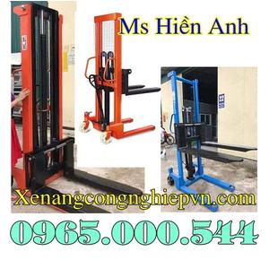 Giá xe nâng tay cao tại Hà Nội 1 tấn 1.5 tấn 2 tấn giá rẻ.