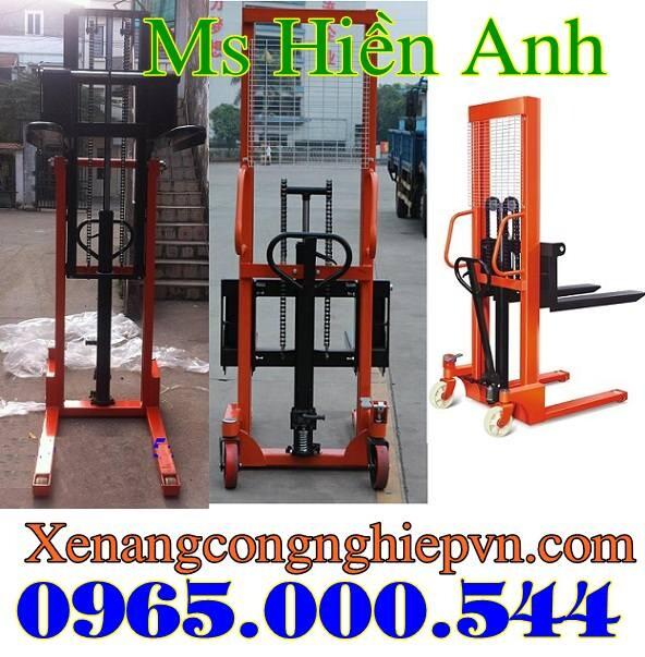 giá xe nâng tay cao tại Hà Nội