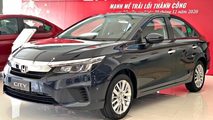 Giá xe ô tô Honda City bản L
