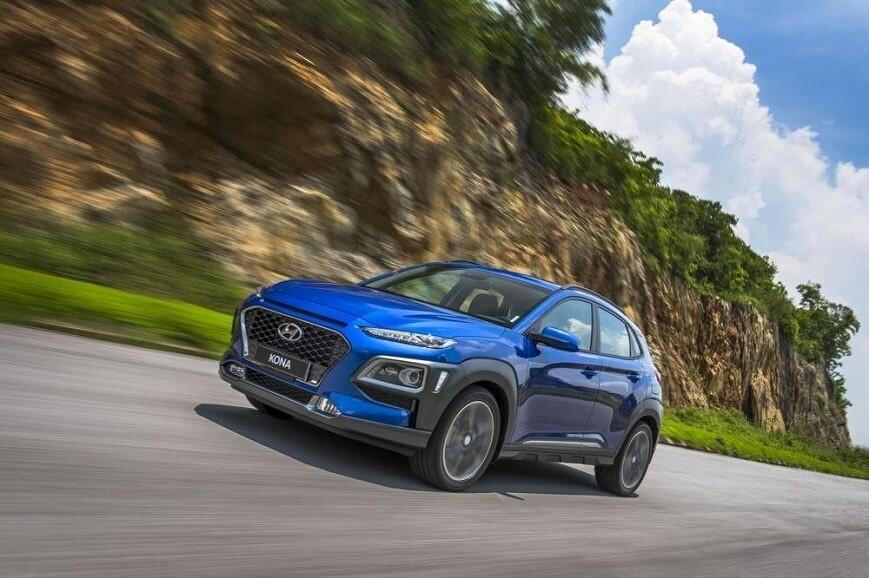 Giá xe ô tô Hyundai Kona mới