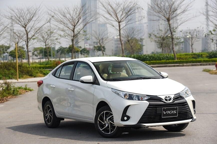 Toyota Vios ra mắt thị trường Việt Nam phiên bản mới