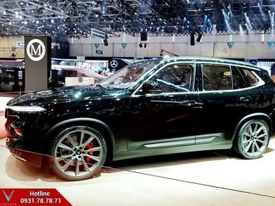 Giá xe Vinfast Lux V8 Limited Edition - Bảng giá xe VinFast 2020