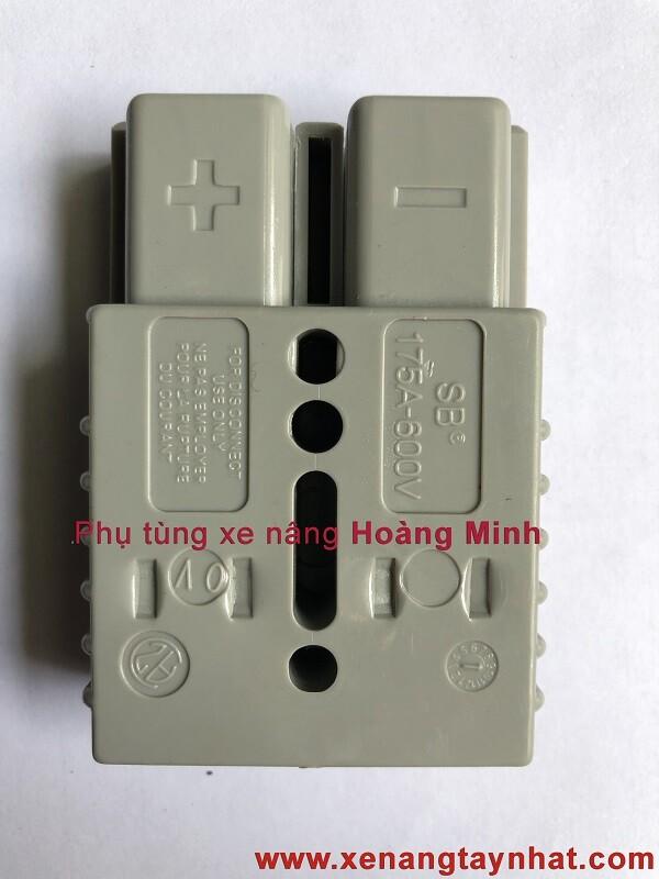 đầu găm ắc quy xe nâng điện 175A-600V Phụ tùng xe nâng điện