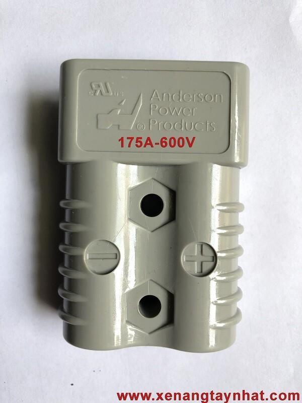Giắc găm bình ắc quy 175A-600V- Xe nâng điện