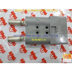 Giắc cắm Anderson SBX 350A - 600V (32-01-0211-11)