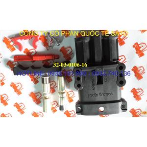 Giắc cắm/ phích cắm/ phích sạc xe nâng Reals 320A, 70mm F