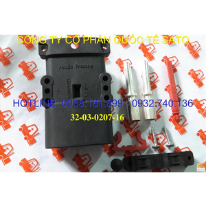 Giắc cắm/ phích cắm/ phích sạc xe nâng Reals 320A, 70mm M