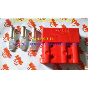 Giắc cắm/ phích cắm/ phích sạc xe nâng SAE 160A 150V, red