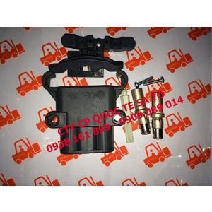Giắc cắm Rema-80A-150V-25-sq-mm-F/ giắc cắm bình ắc quy/ máy sạc/ sạc cắm