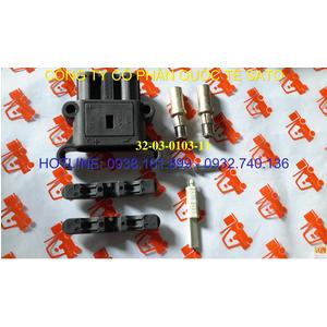 Giắc cắm Rema 80A 150V 25sq mm F ( 32-03-0103-11)