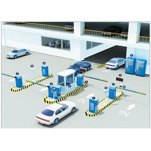 Giải pháp Camera giám sát hệ thống bãi đỗ xe thông min