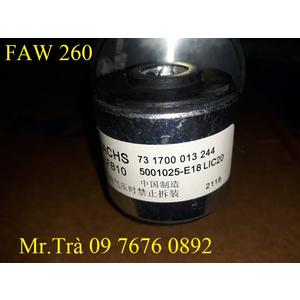 giảm sóc bóng hơi cabin xe đầu kéo FAW 260 5001025-E18