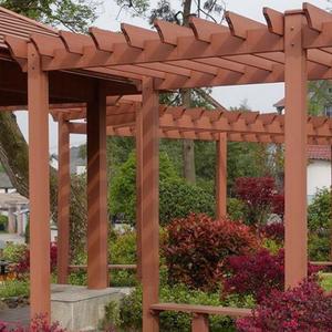 Giàn hoa (Pergola) gỗ nhựa