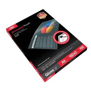 Giấy ép Plastic GBC khổ A4 (FLIM ÉP A4)