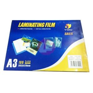 Giấy ép Plastic laminating Yidu khổ A3