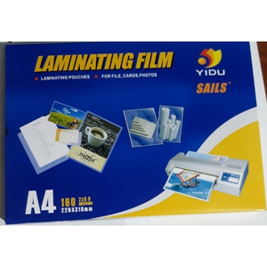 Giấy ép Plastic laminating Yidu khổ A4