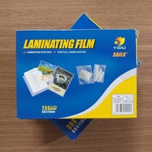 Giấy ép Plastic laminating Yidu khổ A6