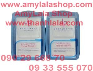 Giấy thấm dầu JP Oil-Absorbing Facial Tissues (Made in USA) - 0902966670 - 0933555070