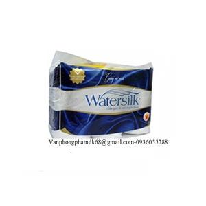 Giấy vệ sinh Watersilk 12 cuộn,có lõi