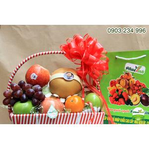 Giỏ hoa quả 16
