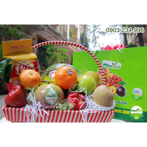 Giỏ hoa quả 2